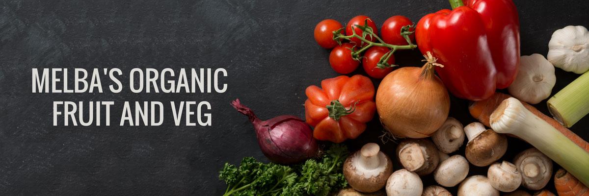 Melbas Organic Fruit & Veg